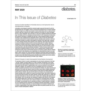 Diabetes Journal, Volume 69, Issue 5, May 2020