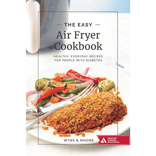 The Easy Air Fryer Cookbook