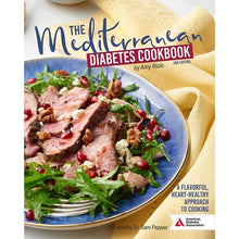 Load image into Gallery viewer, The Mediterranean Diabetes Cookbook, 2nd Edition