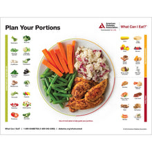 Load image into Gallery viewer, Diabetes Placemat Tear Pads (4/Pkg)