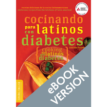 Load image into Gallery viewer, Cocinando para Latinos con Diabetes, Edición Segunda