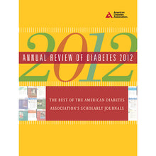 Load image into Gallery viewer, Annual Review of Diabetes 2012