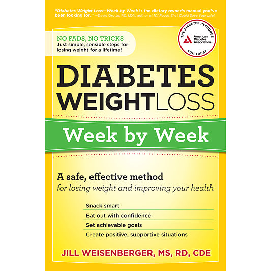 Diabetes Weight Loss - Week by Week