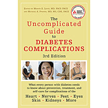 Load image into Gallery viewer, Uncomplicated Guide To Diabetes Complications, 3rd Edition
