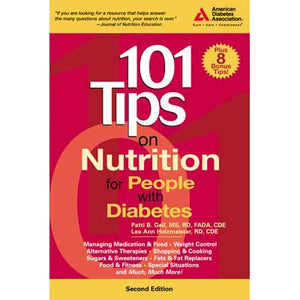 101 Nutrition Tips for People with Diabetes, 2nd Edition