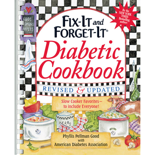 Fix-It and Forget-It Diabetic Cookbook, Revised & Updated