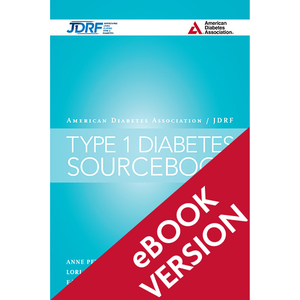 American Diabetes Association/JDRF Type 1 Diabetes Sourcebook