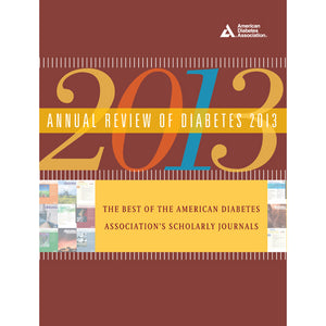 Annual Review of Diabetes 2013