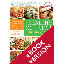 Load image into Gallery viewer, Healthy Calendar Diabetic Cooking, 2nd Edition