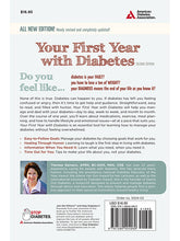 Load image into Gallery viewer, Your First Year with Diabetes, 2nd Edition