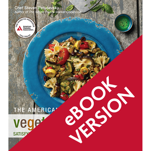 The American Diabetes Association Vegetarian Cookbook