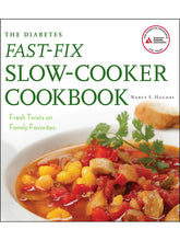 Load image into Gallery viewer, The Diabetes Fast-Fix Slow-Cooker Cookbook