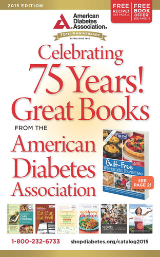New Books from the American Diabetes Association Catalog