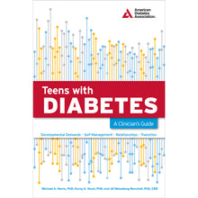 Load image into Gallery viewer, Teens with Diabetes: A Clinician's Guide