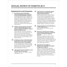 Load image into Gallery viewer, Annual Review of Diabetes 2014