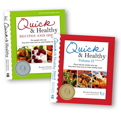 SET: Quick & Healthy Volumes I & II