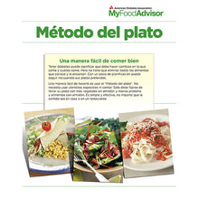 Load image into Gallery viewer, Create Your Plate: An Easy Way to Eat Well Brochure, 2014 Edition (Spanish) (25/Pkg)