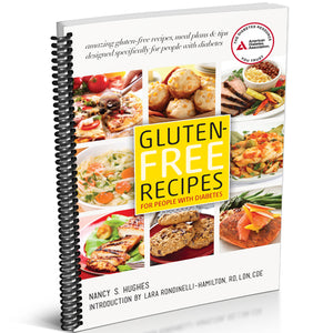 Gluten-Free Recipes for People with Diabetes (coil binding)