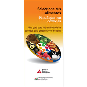 Choose Your Foods: Plan Your Meals (Spanish), 2nd Edition (25/Pkg)