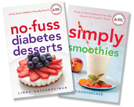 SET: No-Fuss Diabetes Desserts & Simply Smoothies