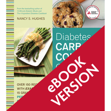Load image into Gallery viewer, Diabetes Carb Control Cookbook