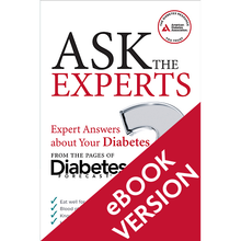 Load image into Gallery viewer, Ask the Experts: Expert Answers about Your Diabetes
