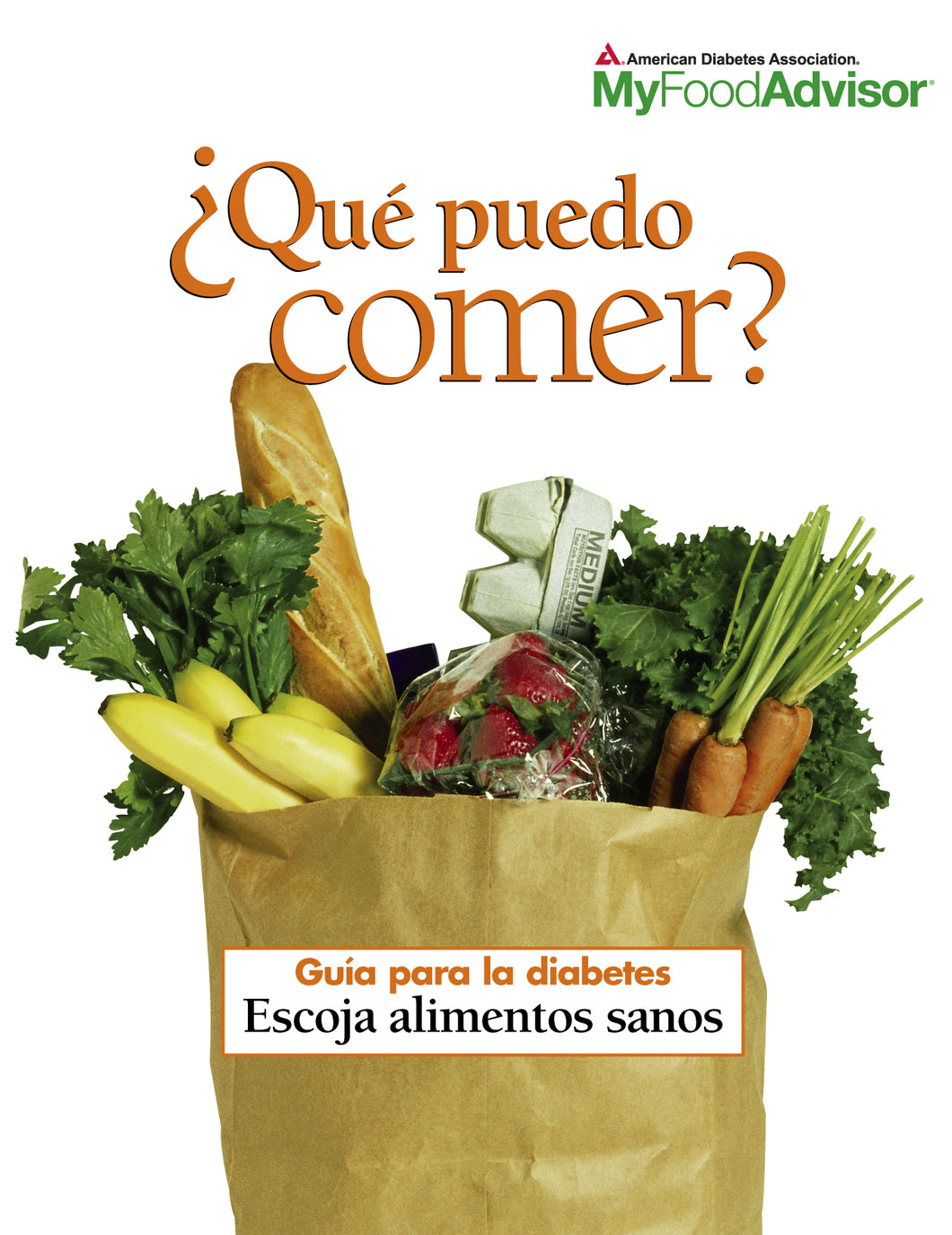 What Can I Eat? The Diabetes Guide to Healthy Food Choices Booklet, 2014 Edition (Spanish) (25/Pkg)