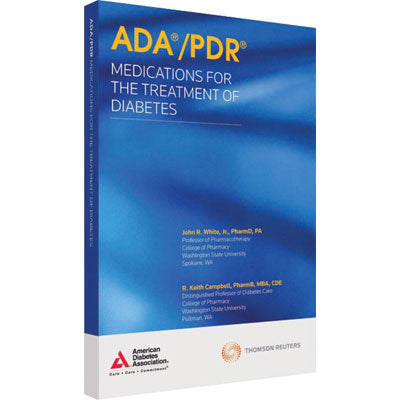ADA/PDR Medications for the Treatment of Diabetes