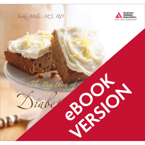 The Big Book of Diabetic Desserts (ePub)