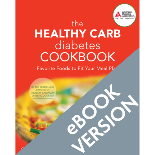 The Healthy Carb Diabetes Cookbook (ePub)