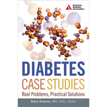 Load image into Gallery viewer, Diabetes Case Studies: Real Problems, Practical Solutions
