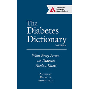 The Diabetes Dictionary, 2nd Edition