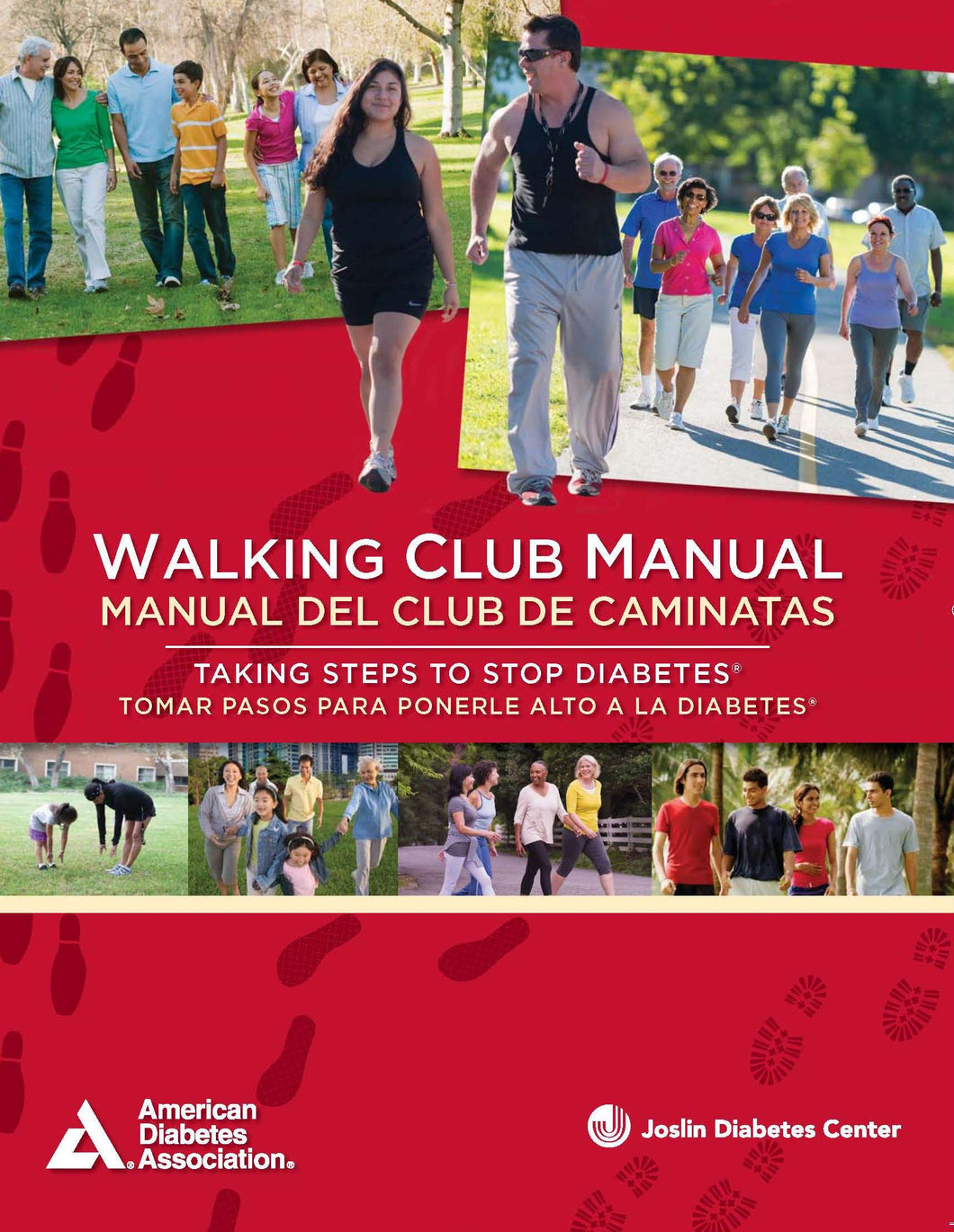 Walking Club Manual Bi-Lingual