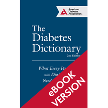 Load image into Gallery viewer, The Diabetes Dictionary, 2nd Edition