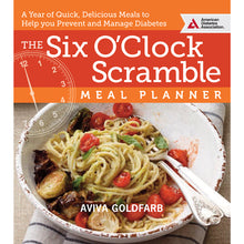 Load image into Gallery viewer, The Six O'Clock Scramble Meal Planner