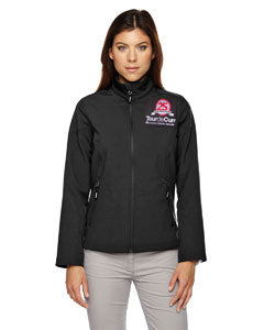 Tour de Cure 25th Anniversary Team Captain Incentive Jacket, Women's