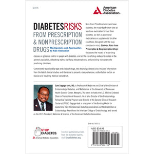 Diabetes Risks from Prescription & Nonprescription Drugs