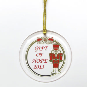 2013 Gift of Hope Ornament