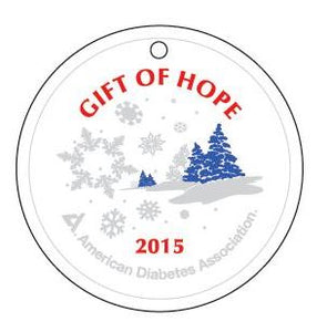 2015 Gift of Hope Ornament