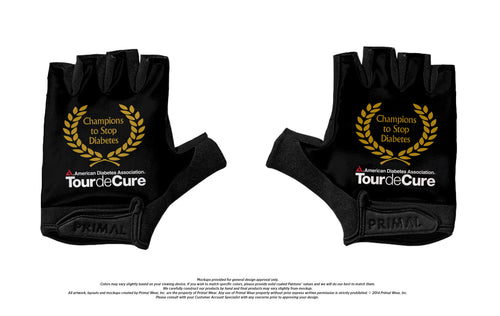 Tour de Cure: Champion Cycling Gloves
