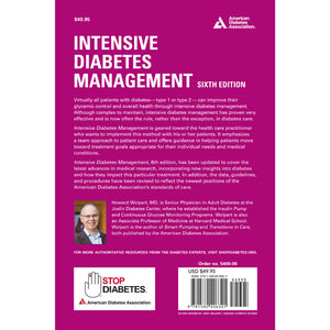 Intensive Diabetes Management, 6th Edition