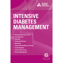 Load image into Gallery viewer, Intensive Diabetes Management, 6th Edition