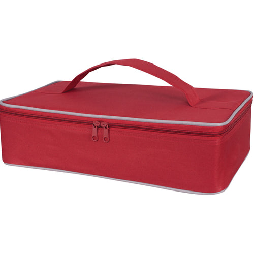 Festive Insulated Casserole Carrier