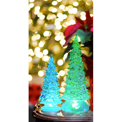Gift of Hope: Twinkling LED Christmas Tree