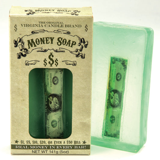 Gift of Hope: Money Soap