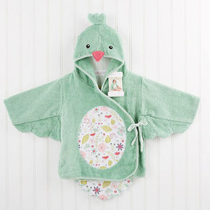 Gift of Hope: Sweet Tweet Hooded Baby Spa Robe