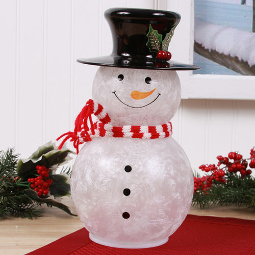 Gift of Hope: Frosty the LED Snowman