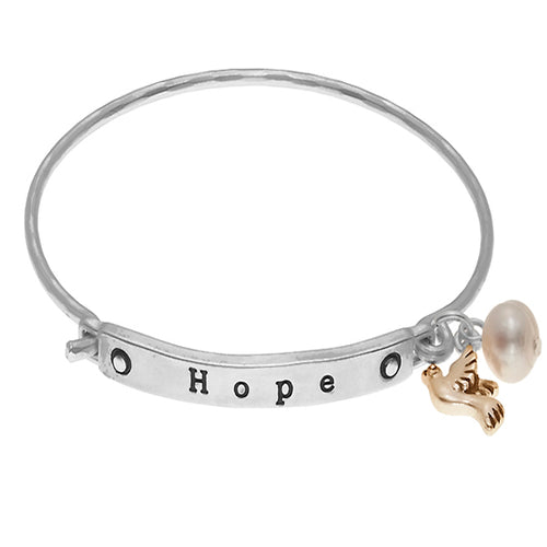 Gift of Hope: Season of Hope Bangle