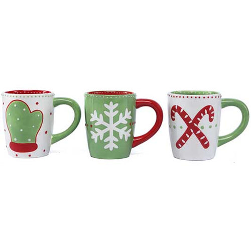 Gift of Hope: Winter Mug Set