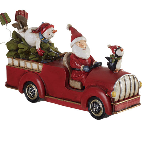 Gift of Hope: Vintage Style Santa on the Go
